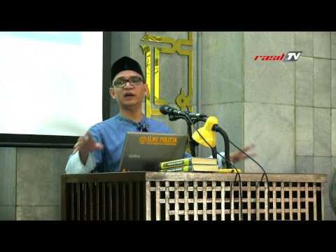 Ustadz Valentino Dinsi di Masjid Universitas Indonesia