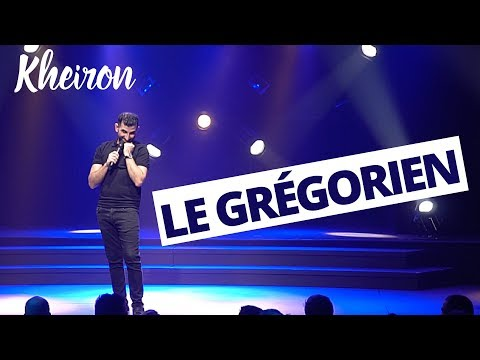 Le Grégorien - 60 minutes avec Kheiron