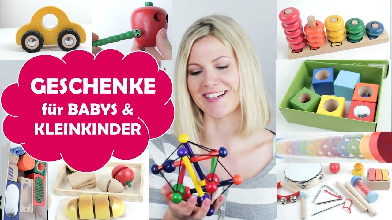 WEIHNACHTSGESCHENKE für Babys und Kleinkinder | BESTES SPIELZEUG ...