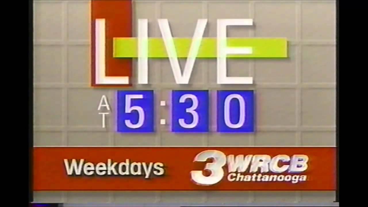 WRCB Live at 530 Promo September 19, 1991