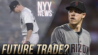 A Trade That Might Just Happen, Sonny Gray for Patrick Corbin