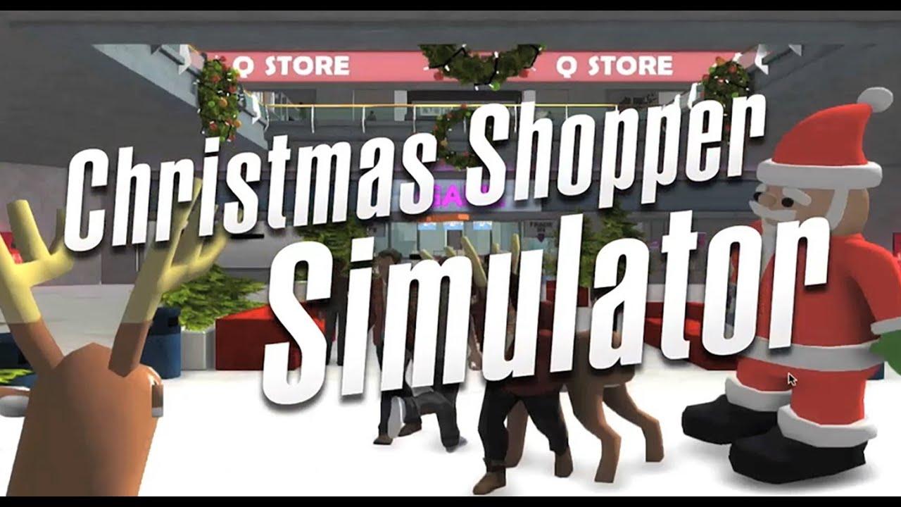 Como Descargar e Instalar Christmas Shopper Simulator FULL-PC ...