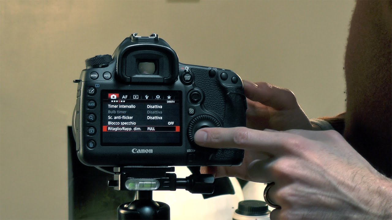 Canon EOS 5Ds e 5Ds R: dal vivo le \'big megapixel\' - TVtech - YouTube