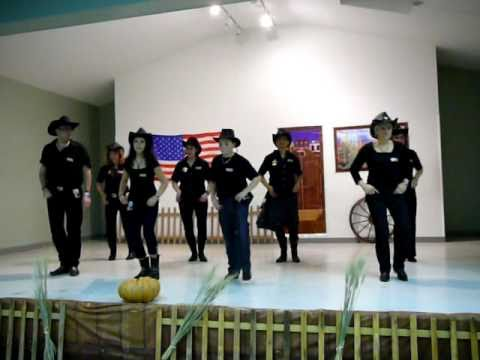 THE SAME WAY. LINE DANCE