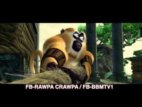 KUNG FU PANDA JAMAICAN VOICE OVER - RAWPA CRAWPA