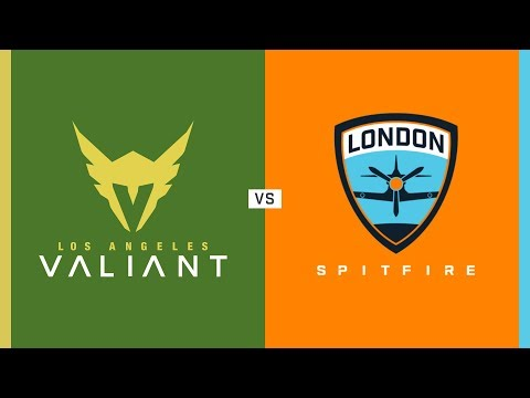 London Spitfire vs Los Angeles Valiant — Match of the Week