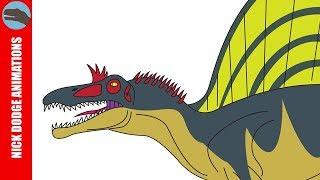 Prehistoric World - Spinosaurus