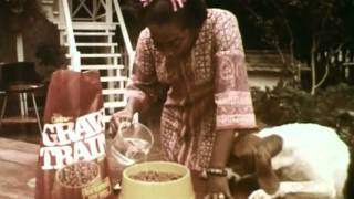 1970's Gravy Train Commercial