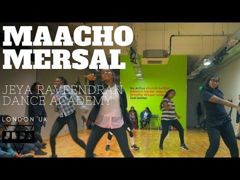 Maacho | Mersal | JRDA | Tamil Dance Class | LONDON | Harrow | AR Rahman | Mersal, Vijay, Atlee