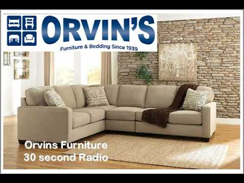 Orvins Furniture 30 Radio