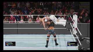 WWE Royal Rumble 2019 part 2 WWE 2K19