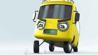 Evil Robot Buster | Go Buster by Little Baby Bum | Baby Cartoons and Kids Songs | Moonbug