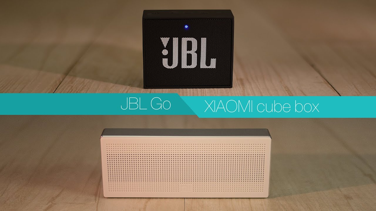 jbl go vs xiaomi cube box review youtube. Black Bedroom Furniture Sets. Home Design Ideas