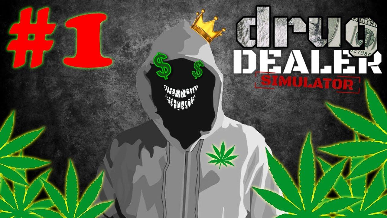 DRUG DEALER SIMULATOR #1: CÙNG QUÂN VƯƠNG XÂY DỰNG ĐẾ CHẾ BÁN ĐÁ BẤT DIỆT