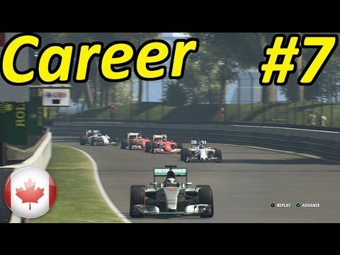 F1 2015 Career Mode Part 7: Canada