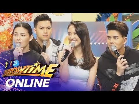 It's Showtime Online: Eufritz Santos started in The Voice Kids