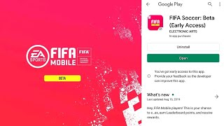 FIFA 20 MOBILE (BETA) REVIEW : How to Download, Bugs, Glitches, Basics, Pack Openings, New Events