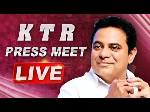 KTR Speech |  Vikarabad Constituency Leaders joining TRS | ABN Telugu