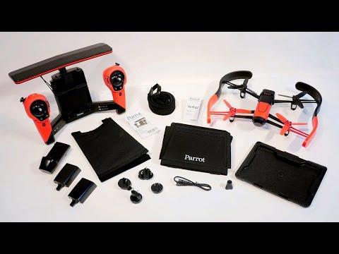 Parrot Skycontroller - система за управление на Bebop Drone до 2 км 14