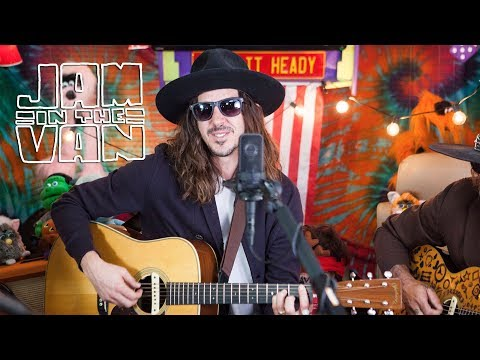 CISCO ADLER - Interview (Live at Monterey Pop Festival in Monterey, CA 2017) #JAMINTHEVAN