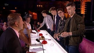 Britain's Got Talent 2019 4MG The Boyband of Magic Full Audition S13E08