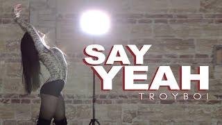 TroyBoi - Say Yeah Valeri Tsviakh Heels VELVET YOUNG DANCE CENTRE