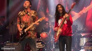 Barasuara ft. Indra Lesmana & Adra Karim - Samara @ The 39th JGTC [HD]