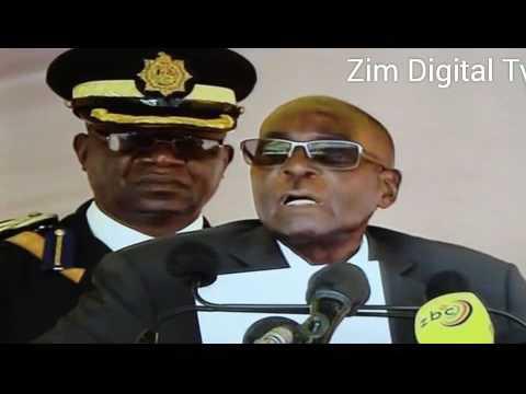 President Mugabe blast rogue War Veterans