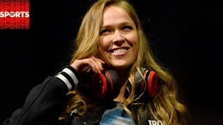 Ronda Rousey Calls Out Miesha Tate AND Cyborg on Howard Stern