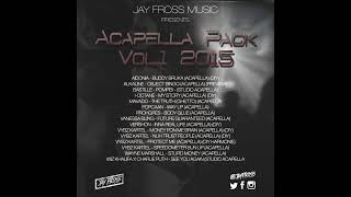 POPCAAN - WAY UP ACAPELLA - JAY FROSS