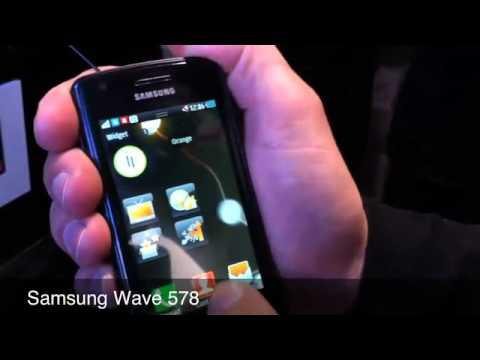 جهاز Samsung Wave 578