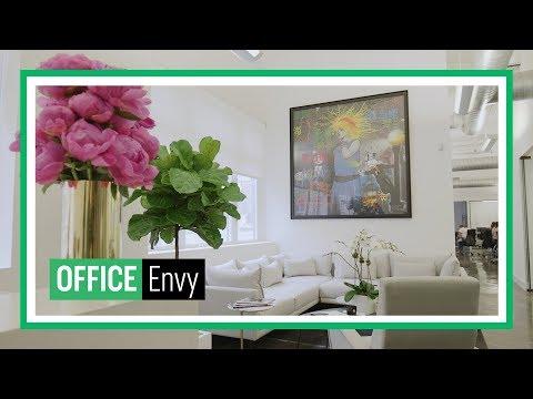 BMF Media's New York office | Office Envy