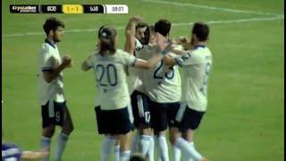 Nijat Gurbanov scores his second goal in Erovnuli league for Samtredia