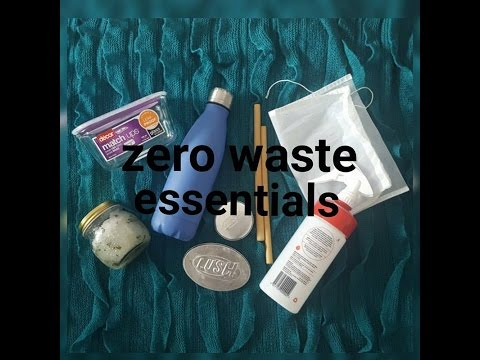 Zero Waste Essentials/basics  #2