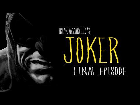 "Brian Azzarello's ""Joker"" #4 motion comic Final"