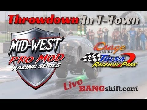 The Spring Throwdown In T-Town 2018 at Tulsa Raceway Park - Saturday
