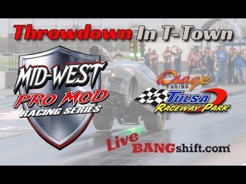 The Spring Throwdown In T-Town 2018 at Tulsa Raceway Park - Saturday