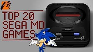 Топ 20 игр на SEGA/Mega Drive/Genesis | MuxaHuk