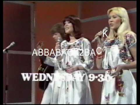 ABBA RARE TV PROMO CLIP OF APPERANCE ON THE DON LANE SHOW 1976