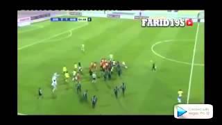 Жестокая драка в футболе