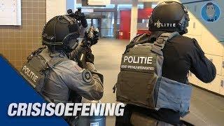 POLITIE | EXTREEM GEWELD | CRISISOEFENING | TERRORISME | TRAINING