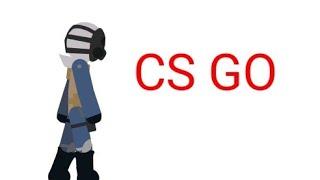 CS GO // ANIMATION // Рисуем Мультфильмы 2