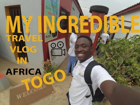 MY INCREDIBLE TRAVEL VLOG IN AFRICA (TOGO)