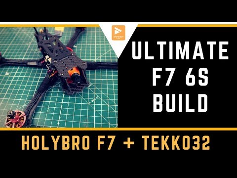 How to Build Latest F7 FPV Racing Drone 2018!! // #HOWTO #DIY #BUILD #FPV #DRONE #DRONERACING
