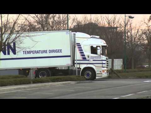 Les Transports Portmann parlent de Scania Euro 6