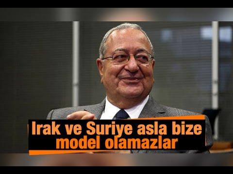 Mehmet Barlas   Irak ve Suriye asla bize model olamazlar