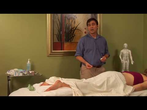Chinese Medicine For Arthritis - In the West: Acupuncture