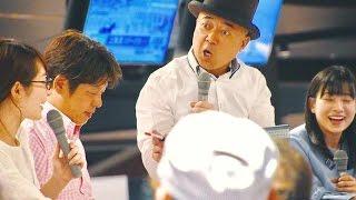 2017.05.07第22回NHKマイルカップ(G1)谷桃子&砂岡春奈&TIM③@東京競馬場.