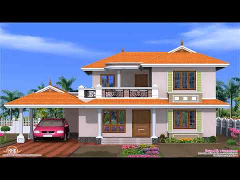 Kerala Model House Plans And Photos