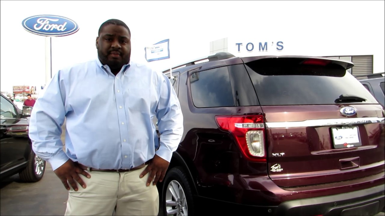 New Jersey Used Cars Dealer | Tomu0027s Ford in NJ  sc 1 st  YouTube : tom ford car dealership - markmcfarlin.com